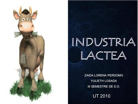 UT 2010 ZAIDA LORENA PERDOMO YULIETH LOSADA III SEMESTRE DE S.O.