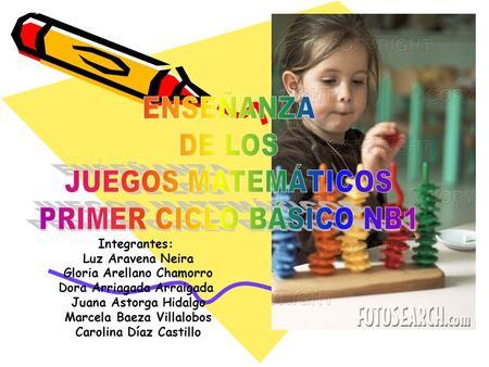 Integrantes: Luz Aravena Neira Gloria Arellano Chamorro Dora Arriagada Arraigada Juana Astorga Hidalgo Marcela Baeza Villalobos Carolina Díaz Castillo.