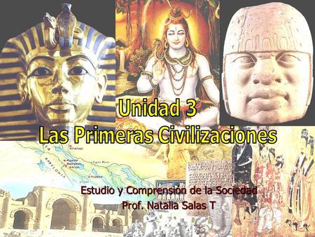 Estudio y Comprensión de la Sociedad Prof. Natalia Salas T.
